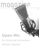 Open Mic - William Squires