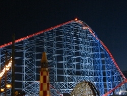 Pepsi Max Big One (Pleasure Beach Blackpool)